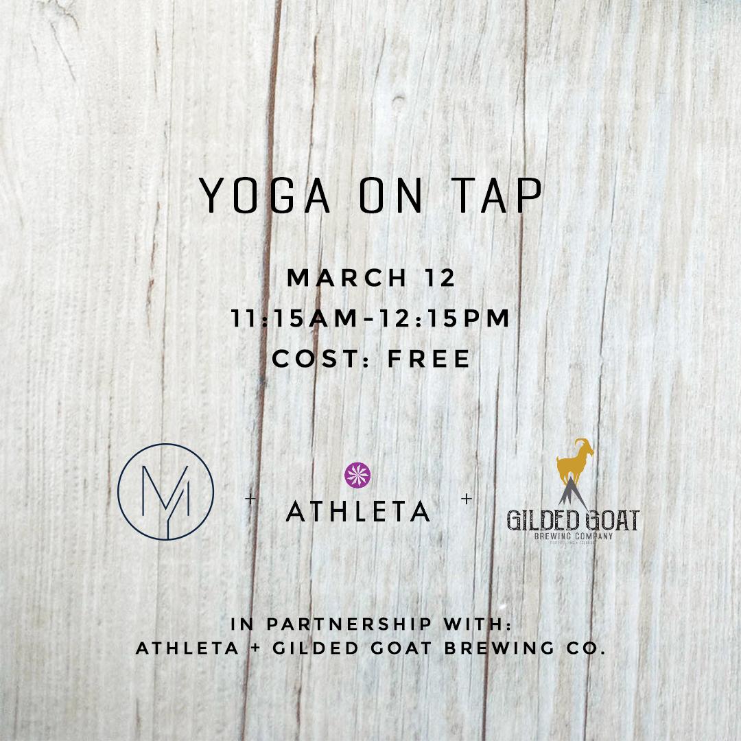 Yoga On Tap